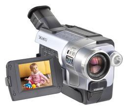digital8 camcorder dcr trv350 handycam