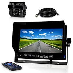 """7"""" Display Car Dash Cam, Car DVR Dashboard Camera Monitor, W"""