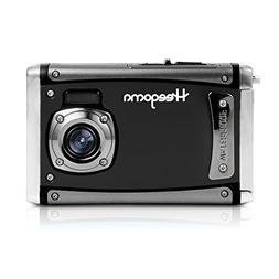 Heegomn Ditigal Camera Ultra HD 24M Resolution Waterproof Ca