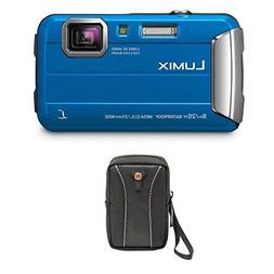 Panasonic DMC-TS30A LUMIX Active Lifestyle Tough Camera  + S