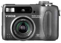 Sony DSCS85 CyberShot 4.1MP Digital Still Camera w/ 3x Optic