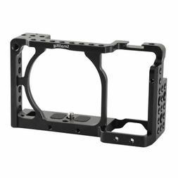 SmallRig DSLR Camera Cage for SONY A6000 A6300 With Cold Sho