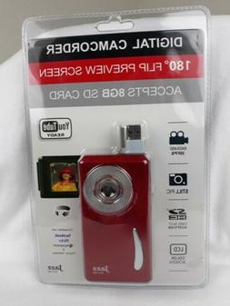 Camcorder Camera Jazz DV150 Digital Video New Sealed 180 Fli