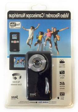 Jazz DV150 Video Camera Recorder Digital Camcorder 180 Flip