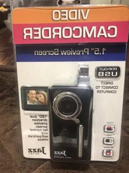 Jazz DV151 Camcorder - Black