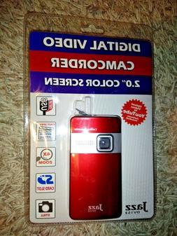Jazz DV153 Digital Video Camcorder Camera *****BRAND NEW****
