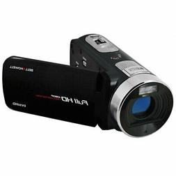 Bell and Howell DV50HD 1080p Full HD Video Camcorder with 20