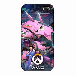 Dva Overwatch 5 Case Iphone 7