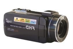 Omni2 DVC HD Digital Camcorder - 1080p FHD 30fps - 24 MP - D