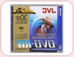 JVC DVD-RW, 1.4Gb, 8cm, 30min Pack 5, Camcorder Mini dvd, dv