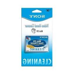 Sony DVM-12CLD MiniDV Head Cleaner DVM12CLD