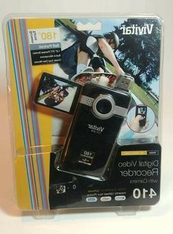Vivitar DVR-410 Flash Media Digital Video Recorder Camcorder