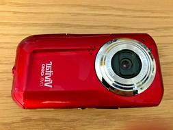 Vivitar DVR 426HD Camcorder -  Red