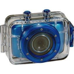 Vivitar DVR 785HD 5MP Pro Waterproof Action Camcorder w/ 2-I