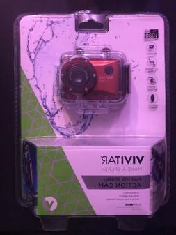 Vivitar DVR 786HD Full HD 1080p Wireless Water Resistant Act