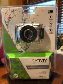 VIVITAR DVR781HD Imaging Action Cam With Waterproof Case - S