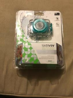 Vivitar DVR781HD-SIL HD Action Cam Green