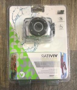 Vivitar DVR781HD-SIL HD Action Cam Silver