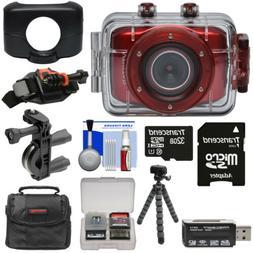 Vivitar DVR781HD HD Waterproof Action Video Camera Camcorder