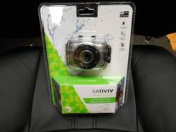 Vivitar DVR783HD Waterproof HD Action Camcorder