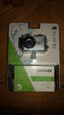 Vivitar DVR783T Imagining HD Waterproof Action Video Camera
