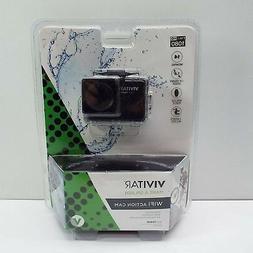Vivitar DVR794HD 14MP Rechargeable Sports WiFi Action Cam Wa