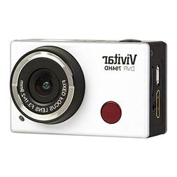 Vivitar DVR794HD-SIL-KIT2 12MP Sports Action Camcorder with