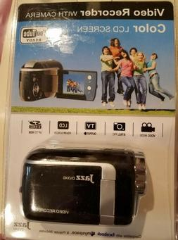 Jazz DVX40 Camcorder -  Black New in sealed package You Tu