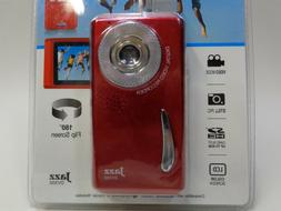 Jazz DVX50 Video Recorder Camera Red New Sealed