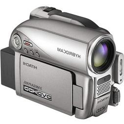 Hitachi DZHS903A DVD 30GB Camcorder