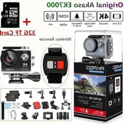 Akaso EK7000 Ultra HD 4K Wifi 12MP Sport Action Camera DVR C