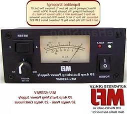 MFJ Enterprises Original MFJ-4230MV 30Amp Switching Compact