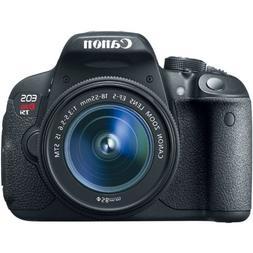 Canon EOS Rebel T5i 18.0 MP Digital SLR Touchscreen Camera K