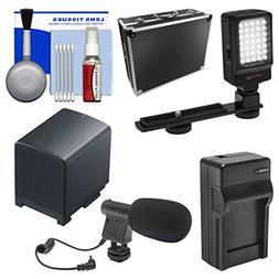 Essentials Bundle for Canon Vixia GX10, HF G20, G30, G40 Cam