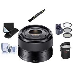 Sony 35mm F/1.8 OSS E-mount NEX Camera Lens. #SEL35F18 Value