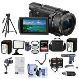Sony FDR-AX53 4K Ultra HD Handycam Camcorder with Pro Access