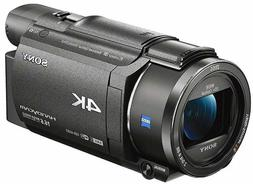Sony FDRAX53/B 4K HD Video Recording Camcorder