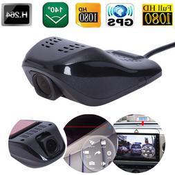 FHD 1080P Mini Car DV DVR Camera USB Spy Hidden Camcorder IR