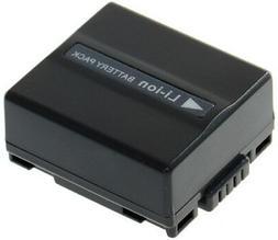 Fits Panasonic PV-GS320 Li-ion Camcorder Battery - 700mAh /