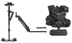 Flowcam 4000 Steadycam Handheld Camera Stabilizer Adjusting