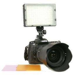 Fancierstudio FN160 Dimmable LED Camera Light Led Camcorder