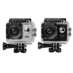 <font><b>4K</b></font> 2.0in Touch Screen Action Camera 140