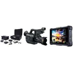 Sony FS5 II ProRes RAW Atomos Kit with Lens