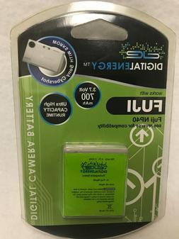Digital Energy--Fuji NP40--Rechargeable Camera Battery  230-