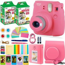 DEALS NUMBER ONE Fujifilm Instax Mini 9 Camera with Fuji Ins