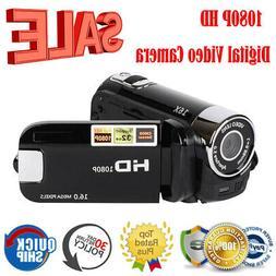 FULL HD 1080P 16MP 16X ZOOM Digital Video Camera DV Video Ca