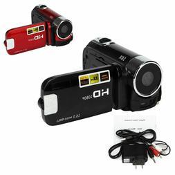"""Full HD 1080P 2.7"""" Digital Zoom Video Camera DV Camcorder 16"""