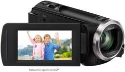 Panasonic Full HD Video Camera Camcorder HC-V180K, 50X Optic