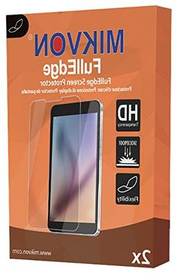 2 x Mikvon FullEdge screen protector for Canon Legria HF M40