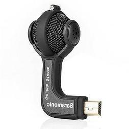 Saramonic G-Mic Microphone for GoPro Cameras Hero4 Hero3+ He